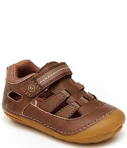 Stride Rite Boys' Soft Motion Sonny Sneaker Sandals (Infant)