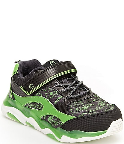 Stride Rite Boys' SR Lighted Swirl Sneakers (Youth)