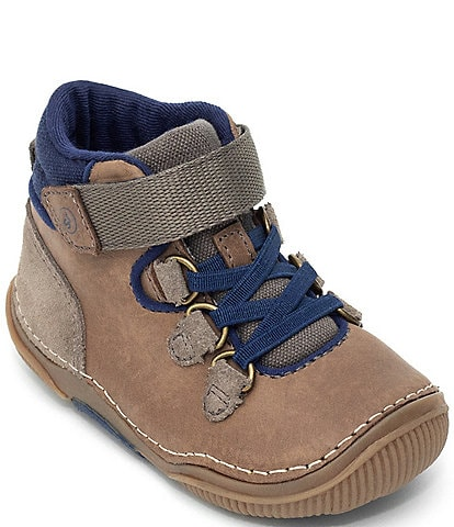 Stride Rite Boys' SRT Gavin Booties (Infant)
