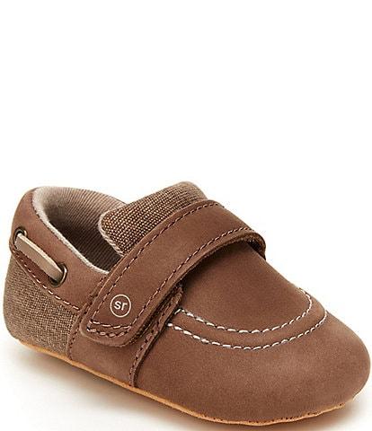 Stride Rite Boys' Wally Crib Shoes (Infant)