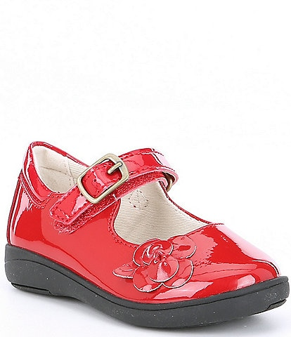 Stride Rite Girls' Ava Patent Leather Mary Jane (Toddler)