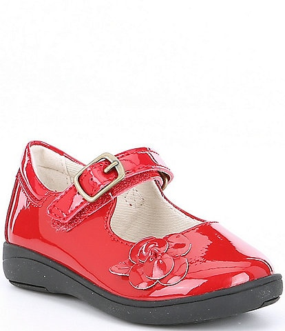 Stride Rite Girls' Ava Patent Leather Mary Jane