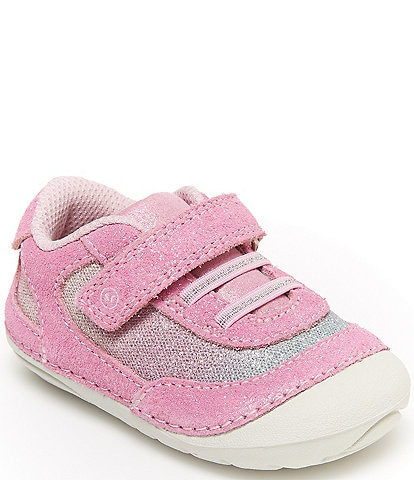 Stride Rite Girls' Jazzy SM Sneakers Infant