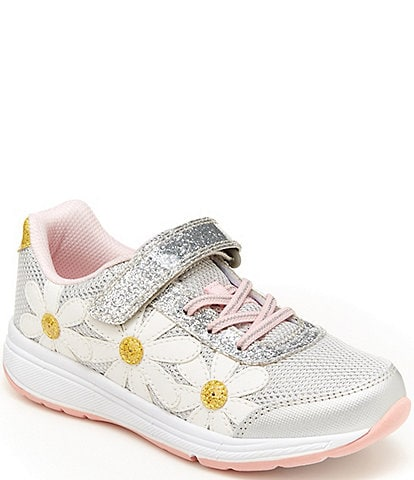 Stride Rite Girls' Light Up Glimmer Sneakers (Youth)