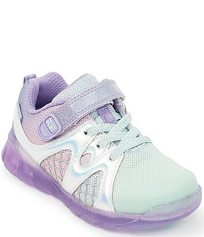 Stride Rite Girls' Lighted Mermaid Made2Play Sneakers (Infant)