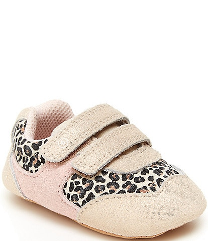 Stride Rite Girls' Mason Crib Shoe Sneakers (Infant)
