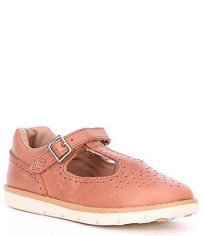 Stride Rite Girls' Nell SRT Leather Mary Jane (Infant)