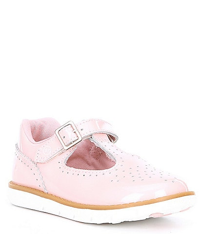 Stride Rite Girls' Nell SRT Patent Leather Mary Janes (Toddler)