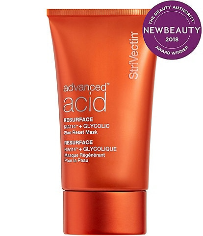 StriVectin Advanced Acid Resurface Glycolic Skin Reset Face Mask Treatment