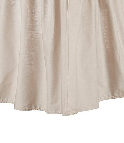 Studio D Allegro Ruffled Cotton Percale Bedskirt