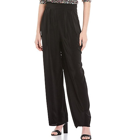 Sugarlips High Waist Wide Leg Soft Pant