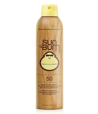 Sun Bum Original Sunscreen Spray SPF 50