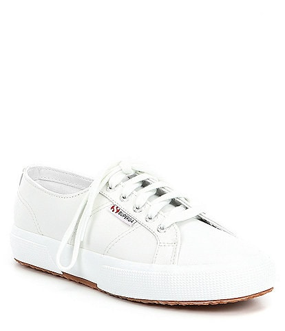 Superga Women's 2750 Nappa Leather Sneakers
