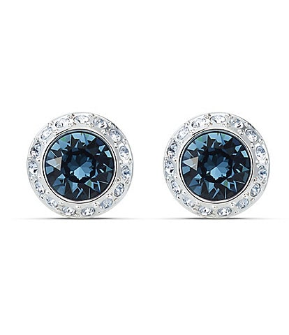Swarovski Angelic Crystal Stud Pierced Earrings