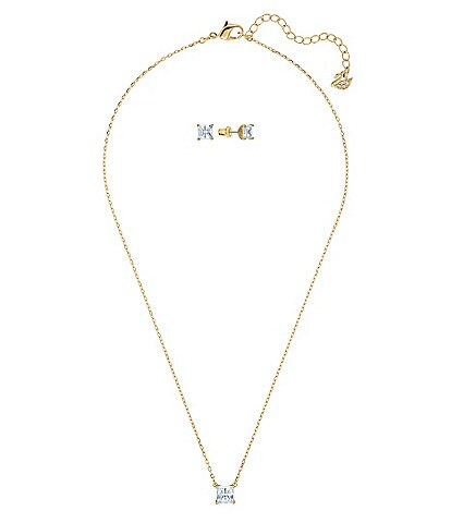 Swarovski Attract Collection Necklace and Earring Set