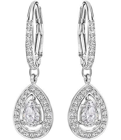 Swarovski Attract Light Teardrop Earrings
