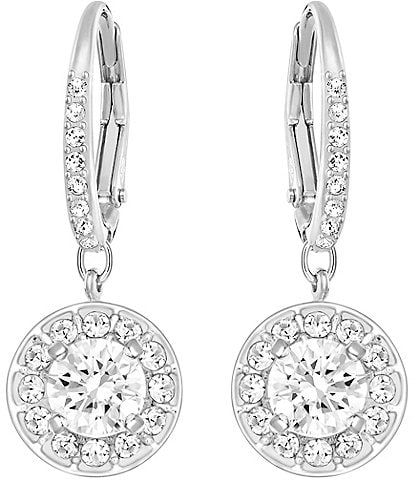 Swarovski Attract Light Drop Earrings bd3f0bcf28