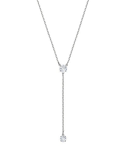 Swarovski Attract Y Necklace