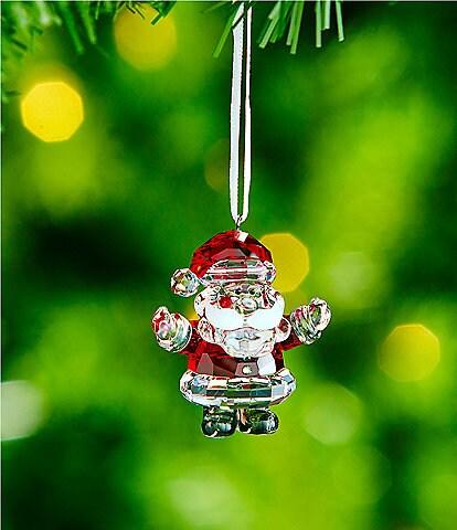 Swarovski Crystal Santa Claus Ornament