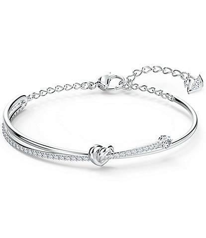 Swarovski Lifelong Heart Bangle Bracelet