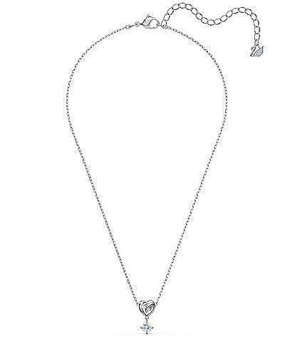 Swarovski Lifelong Heart Pendant Necklace