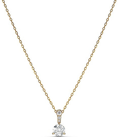 Swarovski Solitaire Pendant Necklace