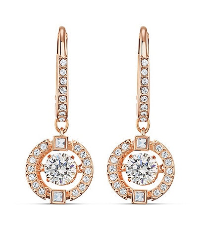 Swarovski Sparkling Dance Pierced Earrings