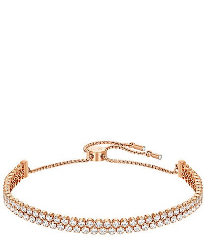 Swarovski Subtle Double Bracelet