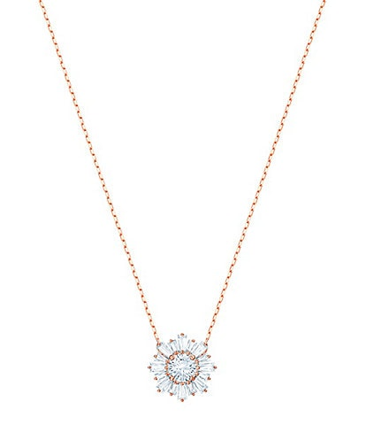 Swarovski Sunshine Pendant Necklace