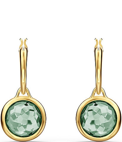 Swarovski Tahlia Mini Hoop Pierced Earrings