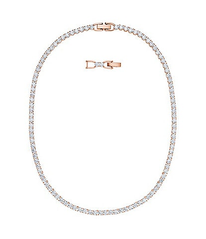 Swarovski Tennis Deluxe Collection Necklace