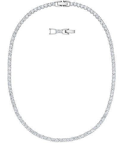 Swarovski Tennis Deluxe Collection Necklace