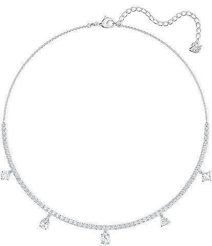 Swarovski Tennis Deluxe Mixed Choker Necklace