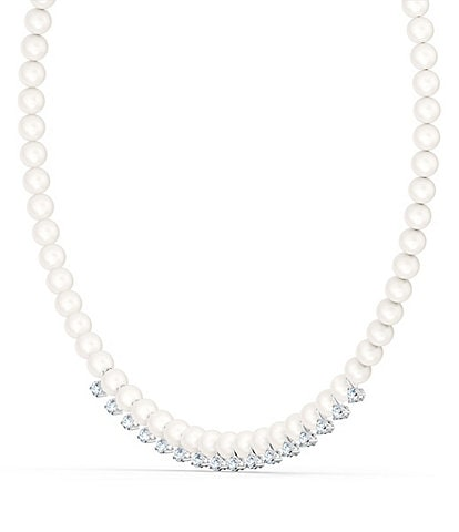 Swarovski Treasure Pearls Collar Necklace
