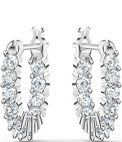 Swarovski Vittore Mini Hoop Earrings