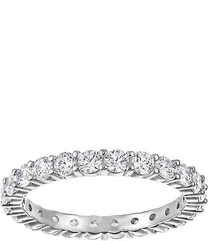 Swarovski Vittore Rhodium Ring