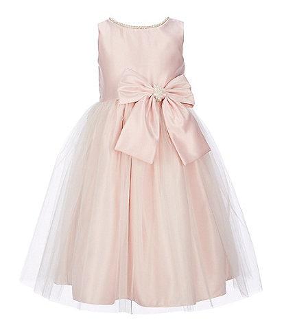 6248e139b373 Pink Girls  Dresses