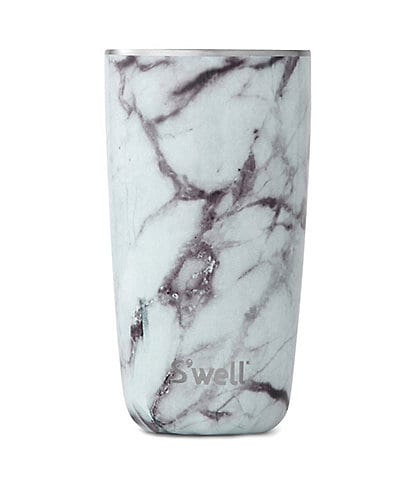 S'well Elements Collection White Marble Tumbler