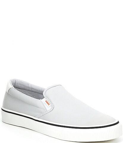 SWIMS Men's 24Hr Washable Slip-On Sneakers