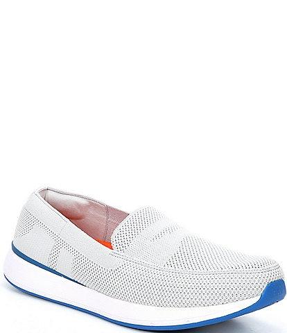 SWIMS Men's Breeze Wave Slip-On Penny Keeper Sneakers