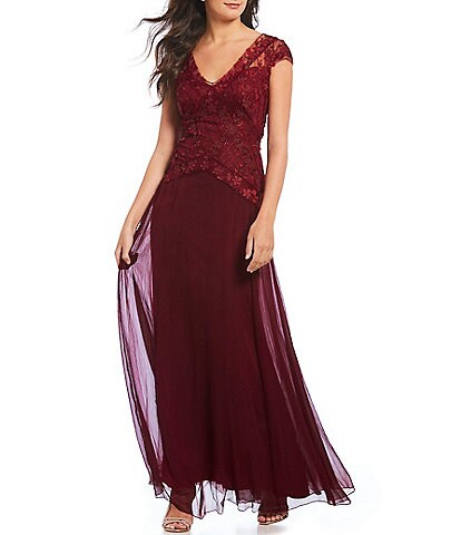 Tadashi Shoji Womens Formal Dresses Evening Gowns Dillards