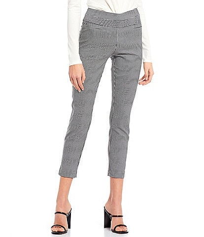 Takara Pull On Skinny Ankle Pants