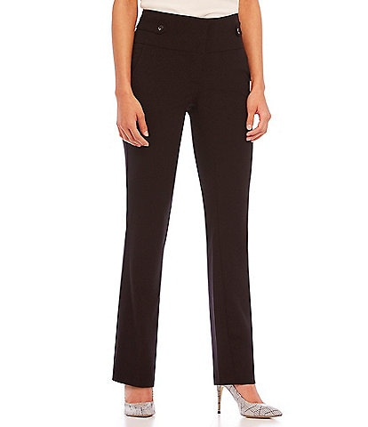 Takara Tab Waist Suiting Dress Pants