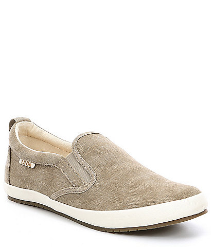 Taos Footwear Dandy Slip On Sneaker