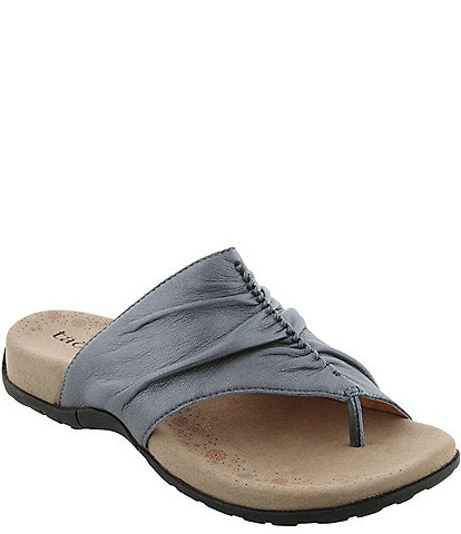 Taos Footwear Gift 2 Leather Thong Sandals