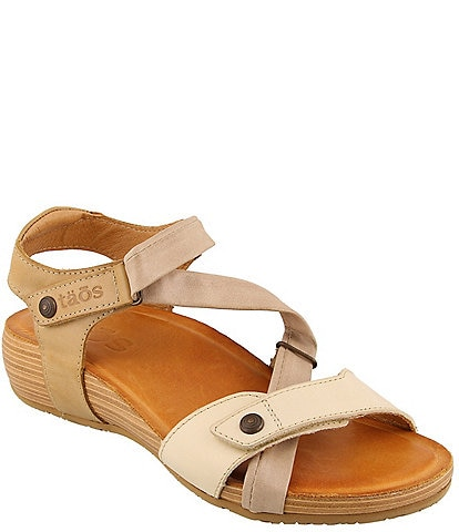 Taos Footwear Multiverse Wedge Sandals