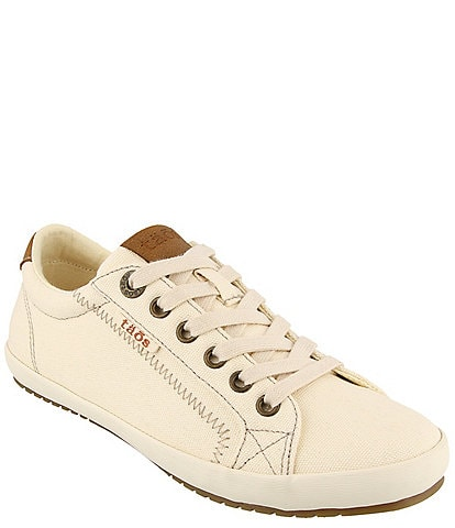 Taos Footwear Star Burst Canvas Sneakers