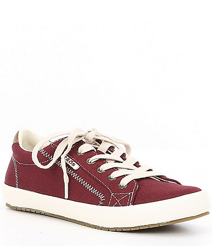 Taos Footwear Star Burst Lace Up Sneaker