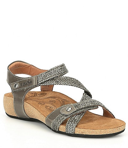 Taos Footwear Trulie Wedge Sandals