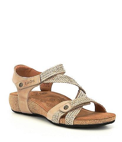 Taos Footwear Trulie Wedge Sandals